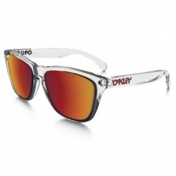 Gafas Oakley FROGSKINS Polished Clear/Torch Iridium