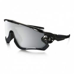 Gafas Oakley JAWBREAKER™ HALO COLLECTION POLISHED BLACK/CHROME IRIDIUM